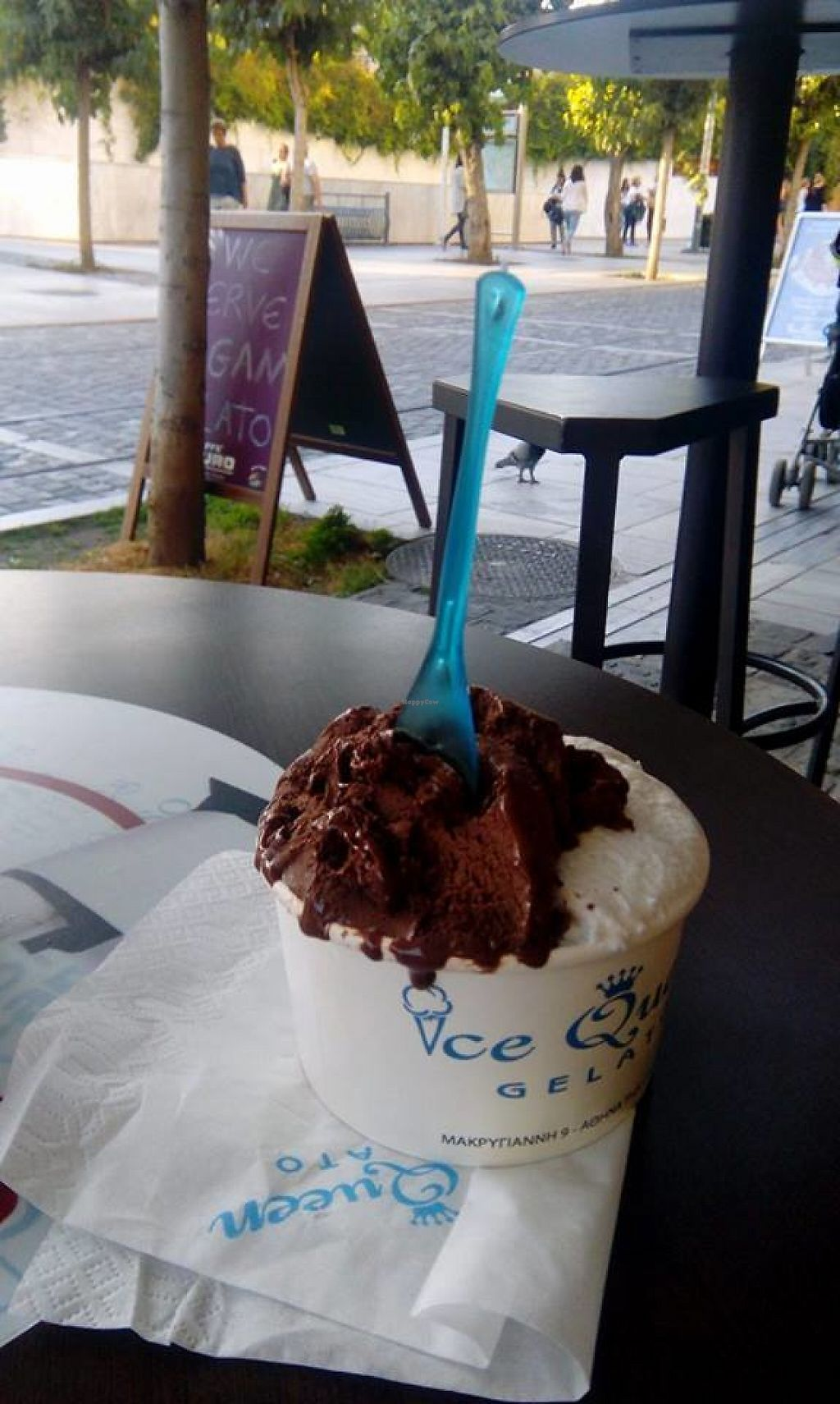"""Photo of Ice Queen Gelato  by <a href=""""/members/profile/TytoAlba"""">TytoAlba</a> <br/>vegan ice cream <br/> May 7, 2017  - <a href='/contact/abuse/image/45730/256864'>Report</a>"""