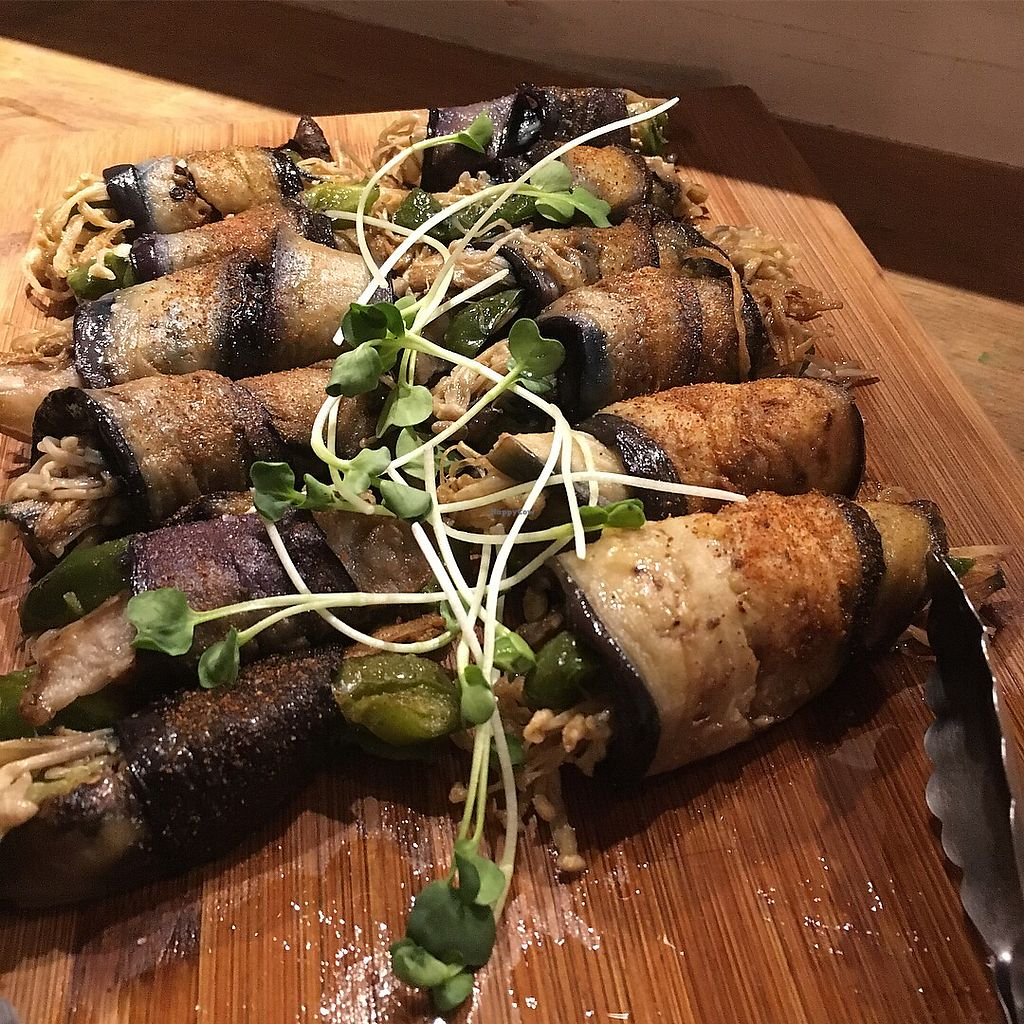 """Photo of Paprika Shokudo Vegan  by <a href=""""/members/profile/AshleyCampbell"""">AshleyCampbell</a> <br/>So many wonderful dishes! <br/> February 22, 2018  - <a href='/contact/abuse/image/45738/362435'>Report</a>"""
