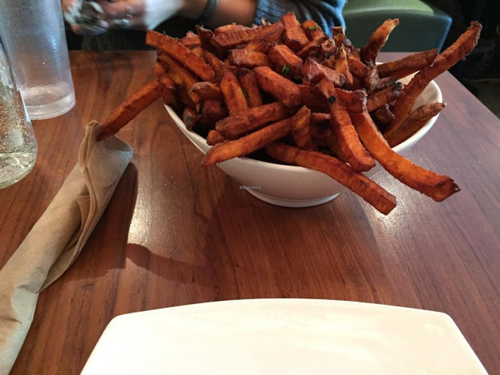 """Photo of Fresh on Eglinton  by <a href=""""/members/profile/Katieconklin"""">Katieconklin</a> <br/>Fries <br/> January 30, 2015  - <a href='/contact/abuse/image/45740/91775'>Report</a>"""