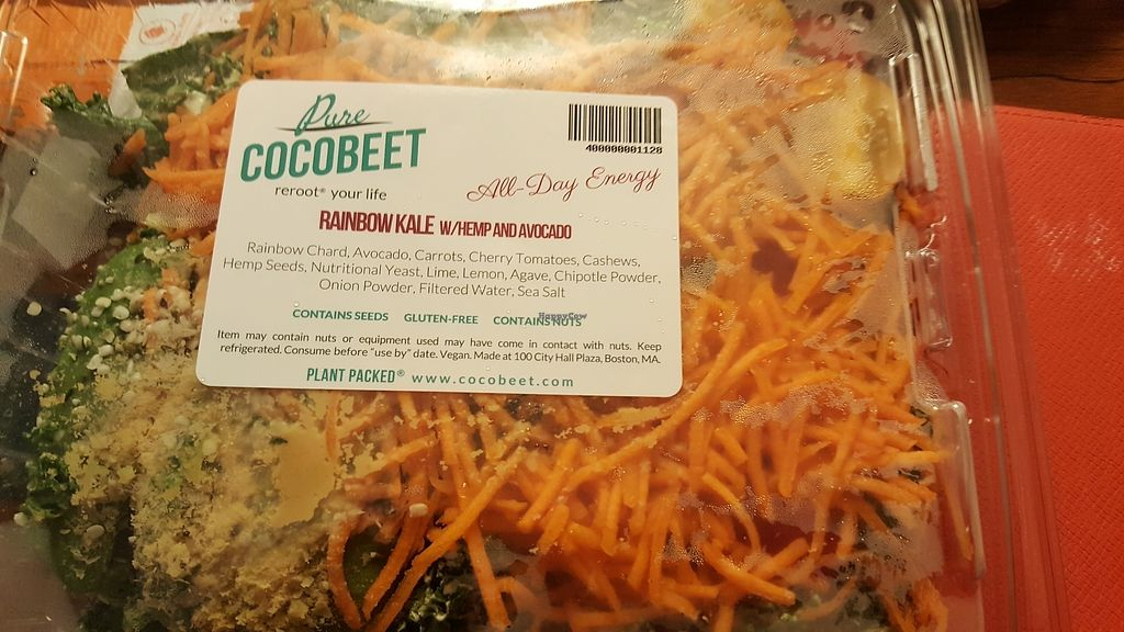 "Photo of Cocobeet  by <a href=""/members/profile/ollie33"">ollie33</a> <br/>rainbow chard salad <br/> July 13, 2017  - <a href='/contact/abuse/image/45751/279655'>Report</a>"
