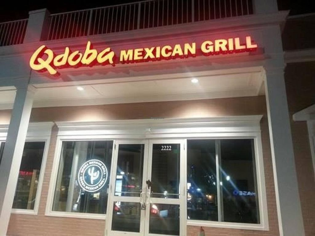 """Photo of Qdoba  by <a href=""""/members/profile/community"""">community</a> <br/>Qdoba Mexican Grill <br/> March 23, 2014  - <a href='/contact/abuse/image/45761/66359'>Report</a>"""