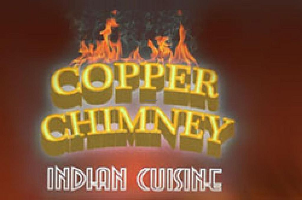 "Photo of Copper Chimney Indian Cuisine  by <a href=""/members/profile/community"">community</a> <br/>Logo <br/> April 11, 2014  - <a href='/contact/abuse/image/45782/67493'>Report</a>"