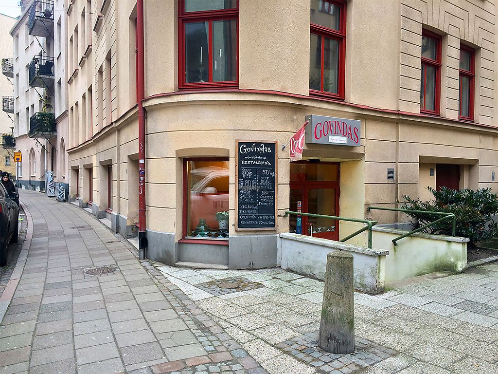 "Photo of CLOSED: Govinda's  by <a href=""/members/profile/govindasmalmo"">govindasmalmo</a> <br/>Govinda's Vegetarian and Vegan Restaurant in Malmö <br/> March 7, 2017  - <a href='/contact/abuse/image/4581/233926'>Report</a>"