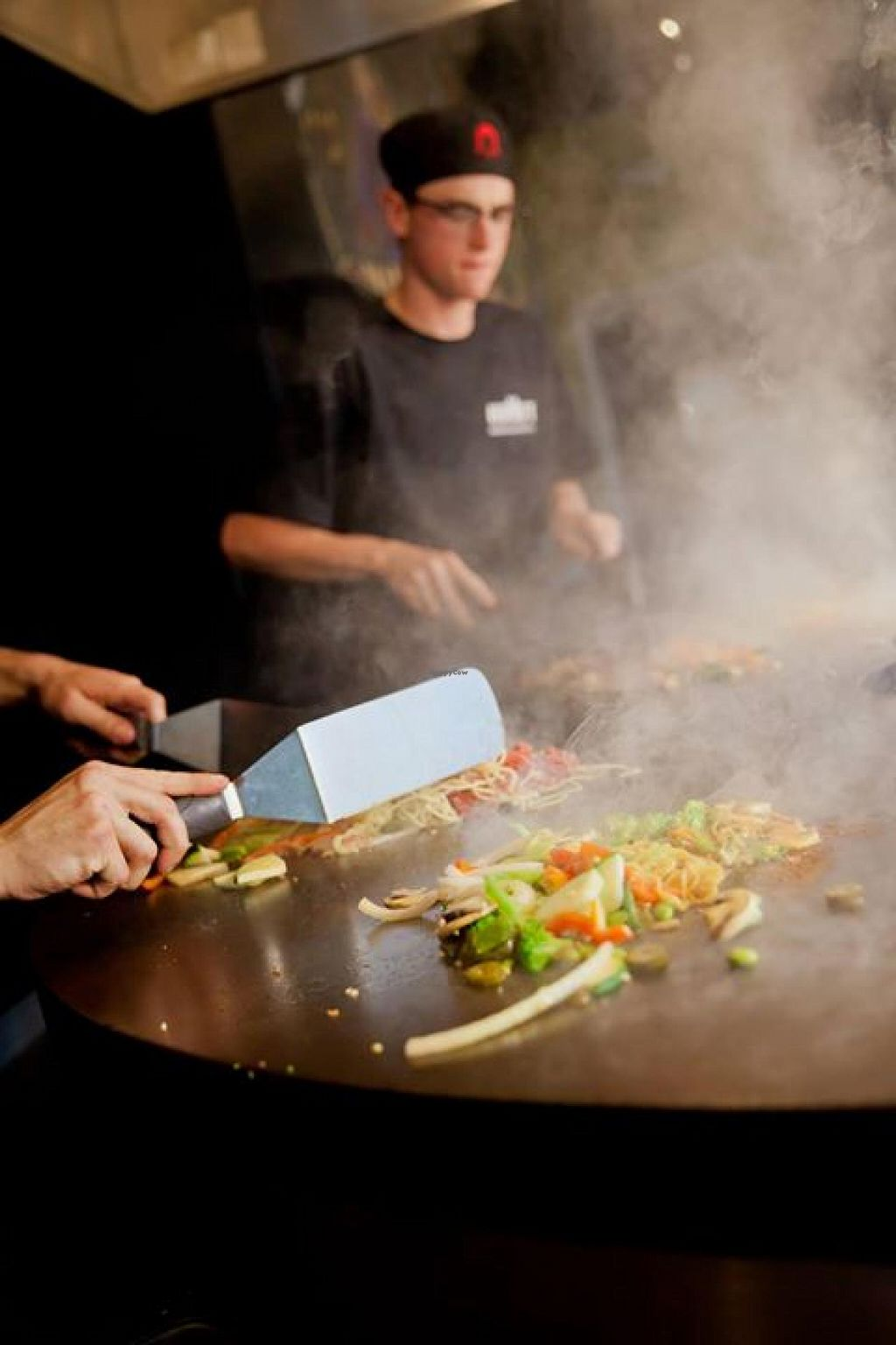 """Photo of HuHot Mongolian Grill   by <a href=""""/members/profile/community"""">community</a> <br/>HuHot Mongolian Grill <br/> March 13, 2014  - <a href='/contact/abuse/image/45832/65841'>Report</a>"""