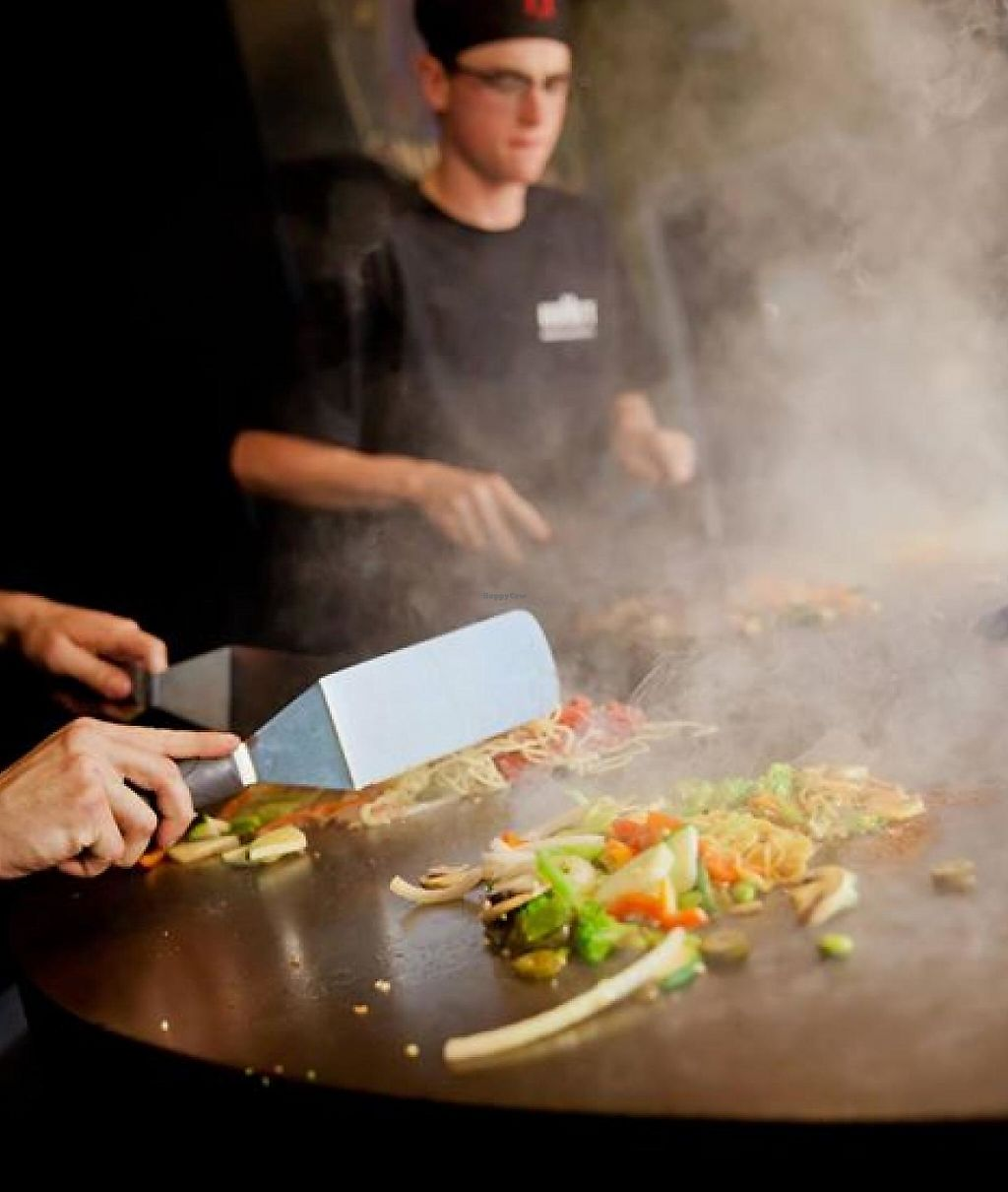 """Photo of HuHot Mongolian Grill  by <a href=""""/members/profile/community"""">community</a> <br/>HuHot Mongolian Grill <br/> March 13, 2014  - <a href='/contact/abuse/image/45835/191254'>Report</a>"""
