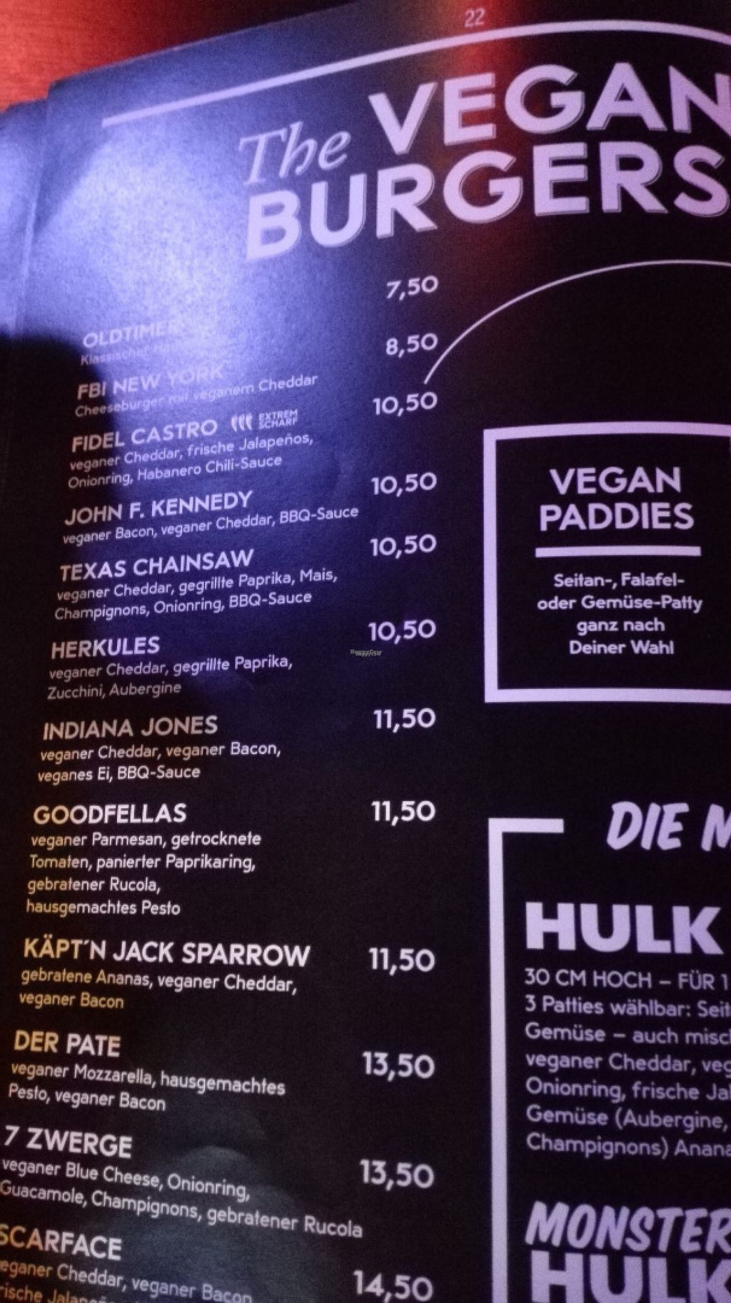 """Photo of Lily Burger  by <a href=""""/members/profile/VeganVenturer"""">VeganVenturer</a> <br/>In addition to the burgers here they also offer vegan steaks <br/> November 6, 2016  - <a href='/contact/abuse/image/45852/186877'>Report</a>"""