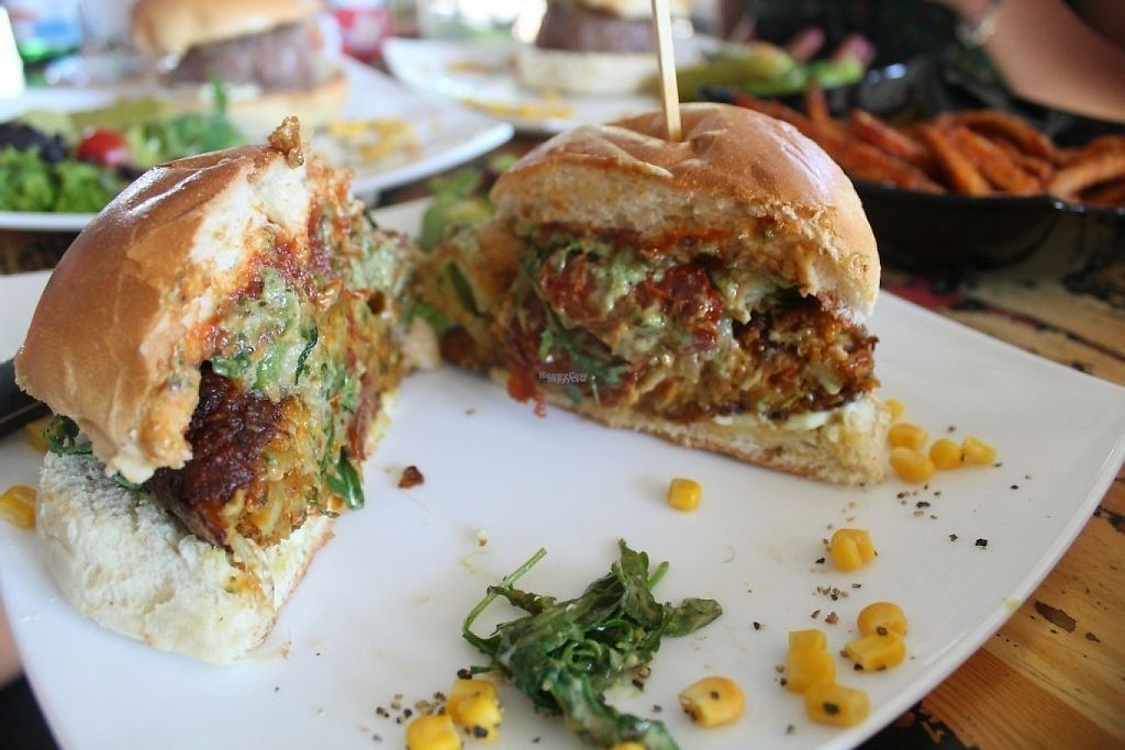"""Photo of Lily Burger  by <a href=""""/members/profile/vegantearoom"""">vegantearoom</a> <br/>Vegantearoom <br/> February 8, 2017  - <a href='/contact/abuse/image/45852/224339'>Report</a>"""
