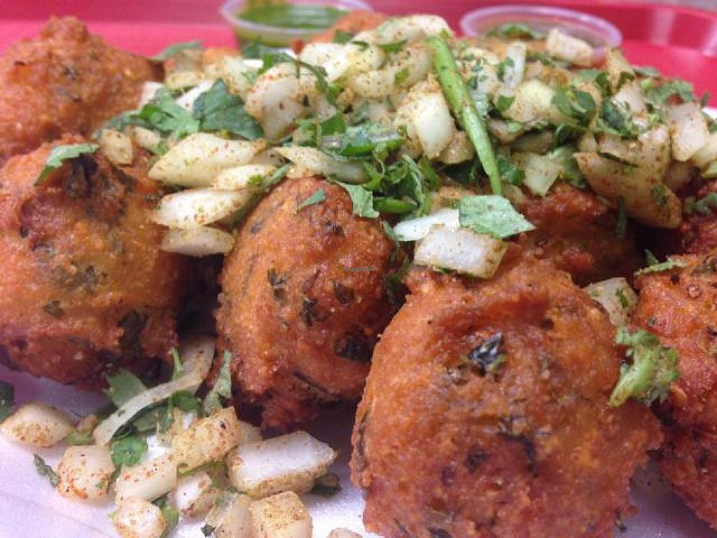 """Photo of Mumbai Masala  by <a href=""""/members/profile/calamaestra"""">calamaestra</a> <br/>fried chickpeas <br/> June 11, 2014  - <a href='/contact/abuse/image/45872/71884'>Report</a>"""