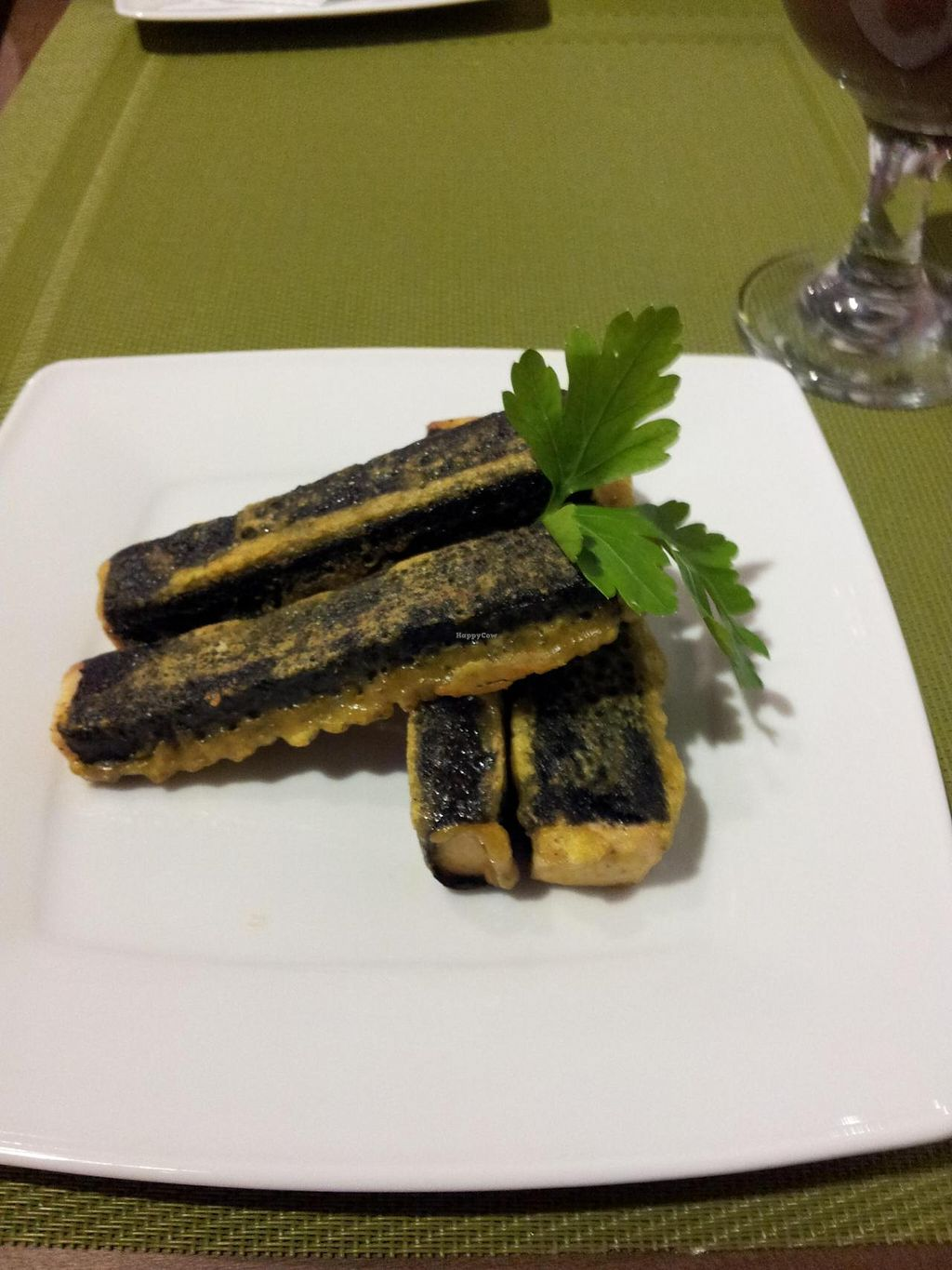 """Photo of Green  by <a href=""""/members/profile/derevo"""">derevo</a> <br/>tofu 'fish sticks' <br/> May 14, 2014  - <a href='/contact/abuse/image/45876/70004'>Report</a>"""