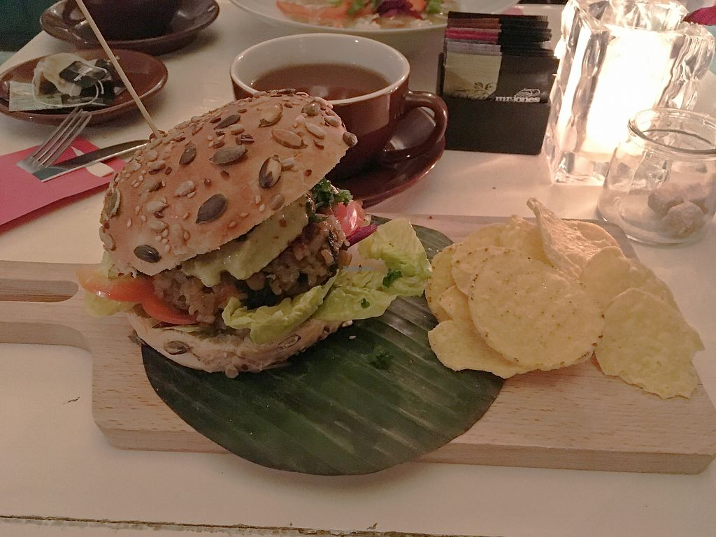 """Photo of Tati  by <a href=""""/members/profile/Alina%26Deian"""">Alina&Deian</a> <br/>Tasty Burger <br/> December 4, 2017  - <a href='/contact/abuse/image/45884/332282'>Report</a>"""
