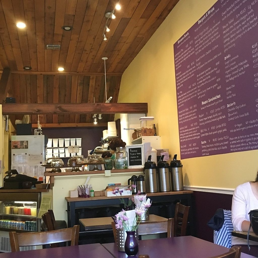 """Photo of CLOSED: Blossom Vegetarian Cafe  by <a href=""""/members/profile/mcsnv"""">mcsnv</a> <br/>Blossom Vegetarian Café <br/> June 5, 2017  - <a href='/contact/abuse/image/45894/266137'>Report</a>"""