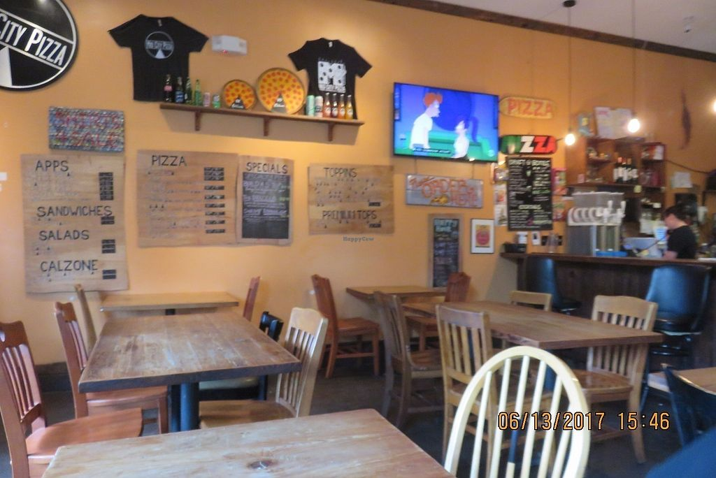 """Photo of Mid City Pizza  by <a href=""""/members/profile/tracyrocks"""">tracyrocks</a> <br/>inside <br/> June 19, 2017  - <a href='/contact/abuse/image/45970/270707'>Report</a>"""