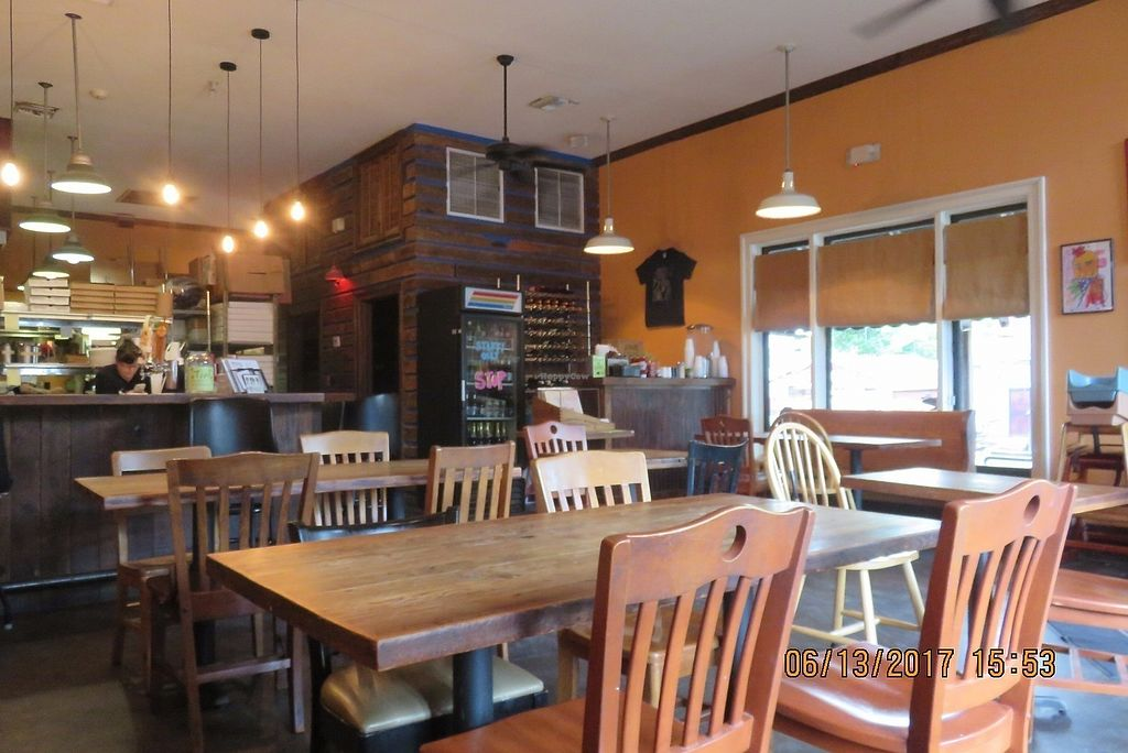 """Photo of Mid City Pizza  by <a href=""""/members/profile/tracyrocks"""">tracyrocks</a> <br/>inside <br/> June 19, 2017  - <a href='/contact/abuse/image/45970/270710'>Report</a>"""