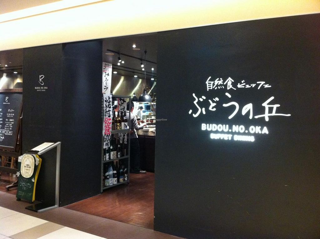 "Photo of Budou No Oka  by <a href=""/members/profile/Inoshishi"">Inoshishi</a> <br/>The front of the restaurant <br/> April 10, 2014  - <a href='/contact/abuse/image/45973/67323'>Report</a>"