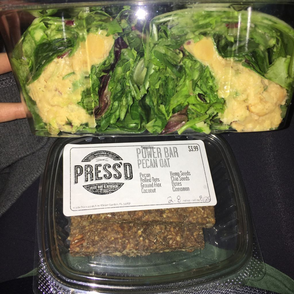 "Photo of Press'd - Plant Street Market  by <a href=""/members/profile/the_chill_banana"">the_chill_banana</a> <br/>Chickpea collard wrap & pecan oat bars <br/> August 14, 2016  - <a href='/contact/abuse/image/45976/168616'>Report</a>"