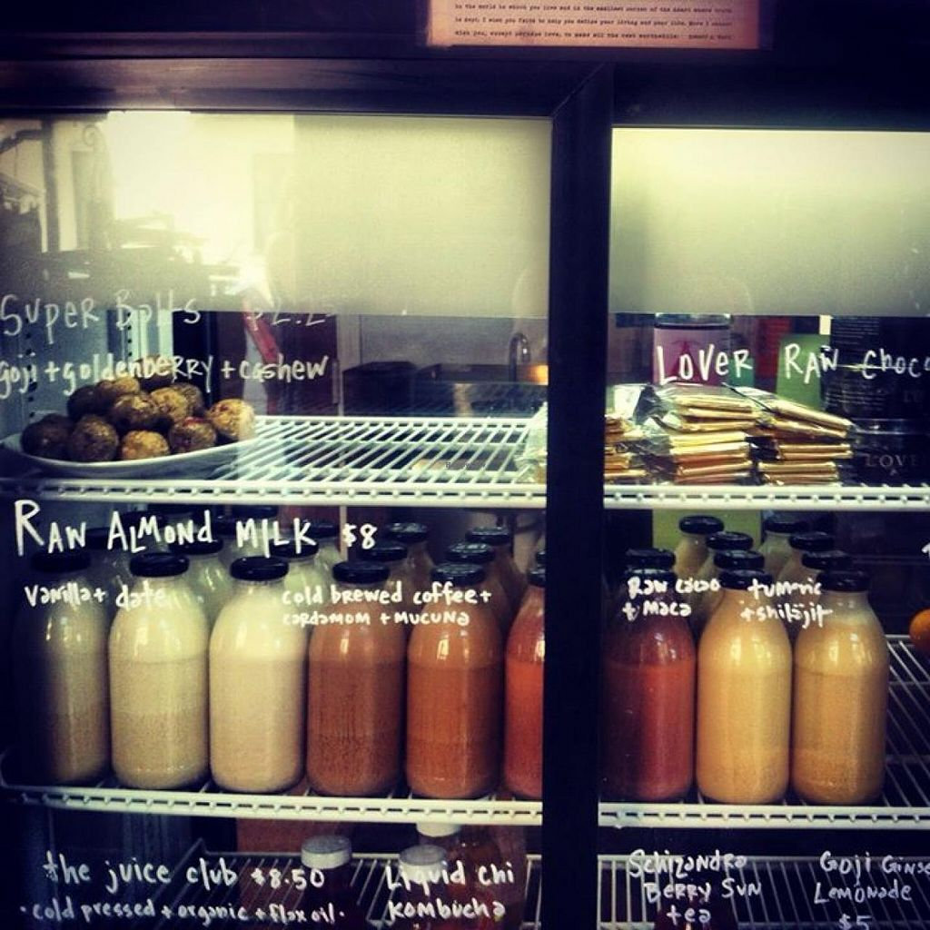 """Photo of Kotuku Elixir Bar and Superfood Store  by <a href=""""/members/profile/community"""">community</a> <br/>Kotuku Elixir Bar and Superfood Store <br/> March 25, 2014  - <a href='/contact/abuse/image/45989/66553'>Report</a>"""