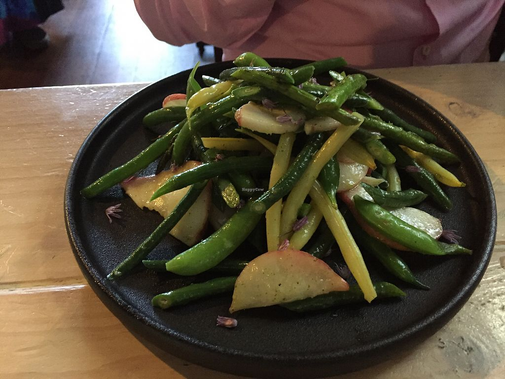 "Photo of Smith & Daughters  by <a href=""/members/profile/Wuji_Luiji"">Wuji_Luiji</a> <br/>Bean and peach ensalada <br/> December 17, 2017  - <a href='/contact/abuse/image/46071/336347'>Report</a>"