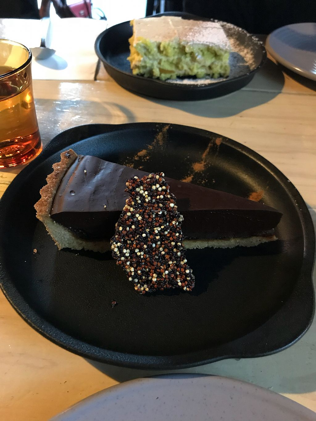 "Photo of Smith & Daughters  by <a href=""/members/profile/LolaNachtigall"">LolaNachtigall</a> <br/>Chocolate Tart <br/> March 25, 2018  - <a href='/contact/abuse/image/46071/375801'>Report</a>"