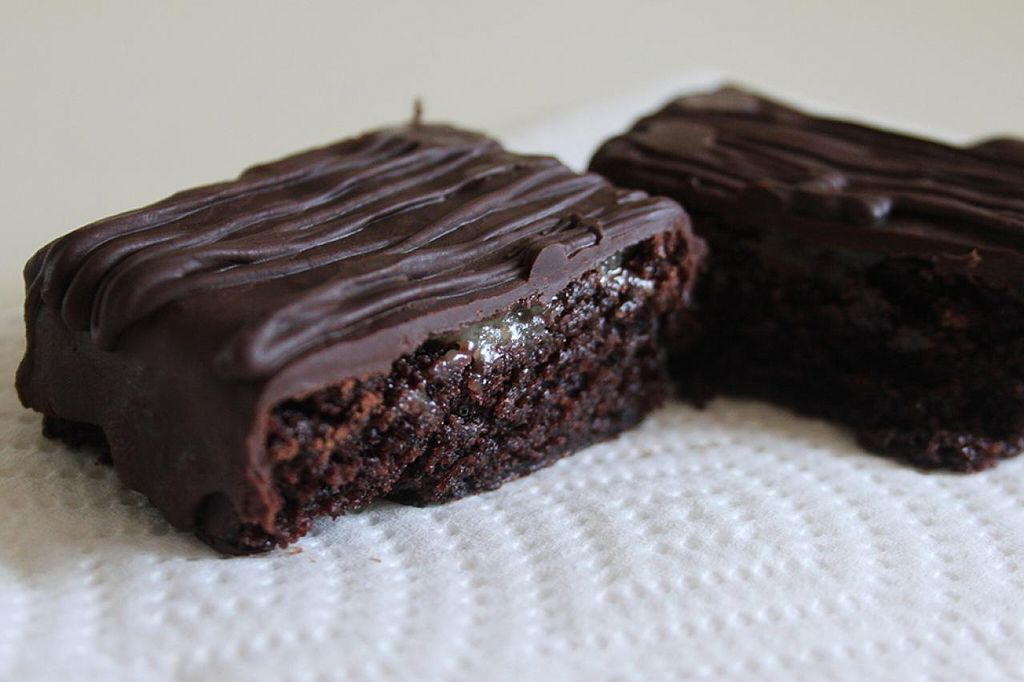 """Photo of Brown Sugar Baking Company  by <a href=""""/members/profile/The%20Hungry%20Vegan"""">The Hungry Vegan</a> <br/>Brownie <br/> March 25, 2014  - <a href='/contact/abuse/image/46085/66569'>Report</a>"""