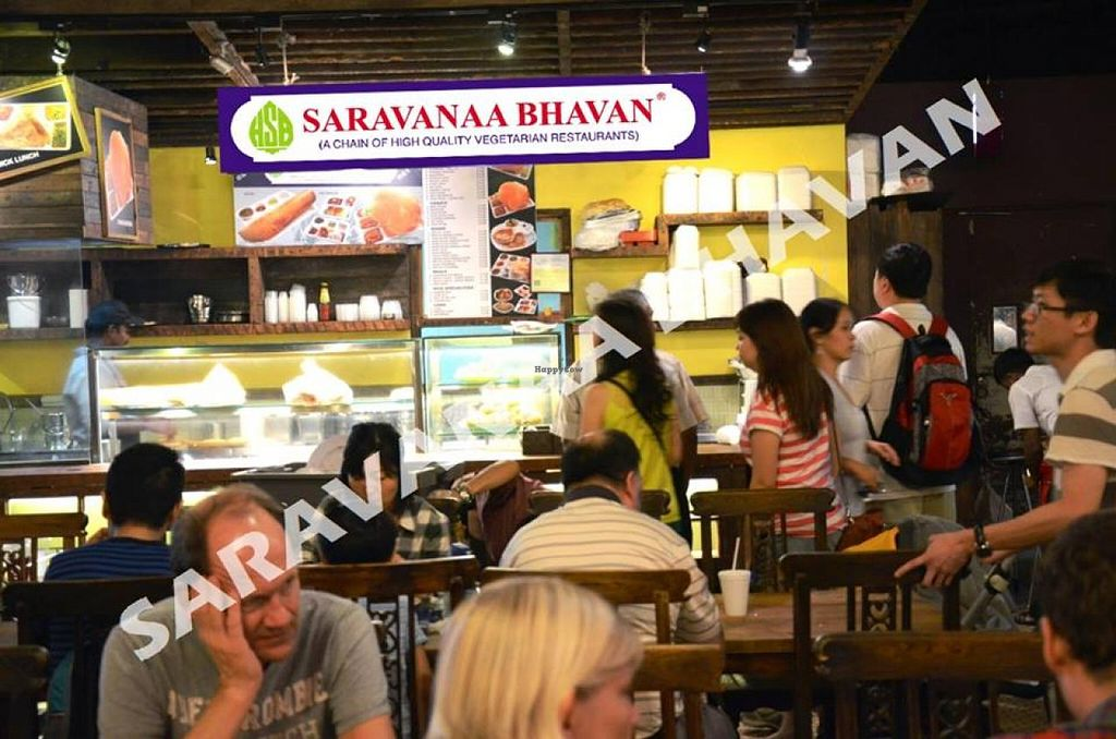 """Photo of Saravana Bhavan - Changi Business Park  by <a href=""""/members/profile/community"""">community</a> <br/>Saravanaa Bhavan <br/> March 24, 2014  - <a href='/contact/abuse/image/46089/66495'>Report</a>"""