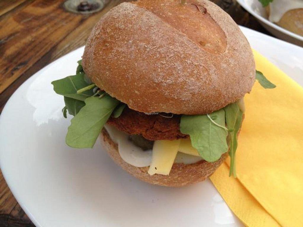 "Photo of miXtura  by <a href=""/members/profile/marivegan"">marivegan</a> <br/>vegan Jaglak burger <br/> August 6, 2014  - <a href='/contact/abuse/image/46102/76183'>Report</a>"