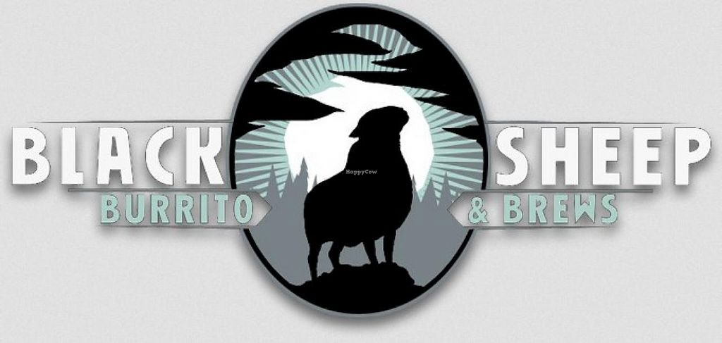 """Photo of Black Sheep Burrito and Brews  by <a href=""""/members/profile/community"""">community</a> <br/>Logo <br/> April 18, 2014  - <a href='/contact/abuse/image/46106/67915'>Report</a>"""