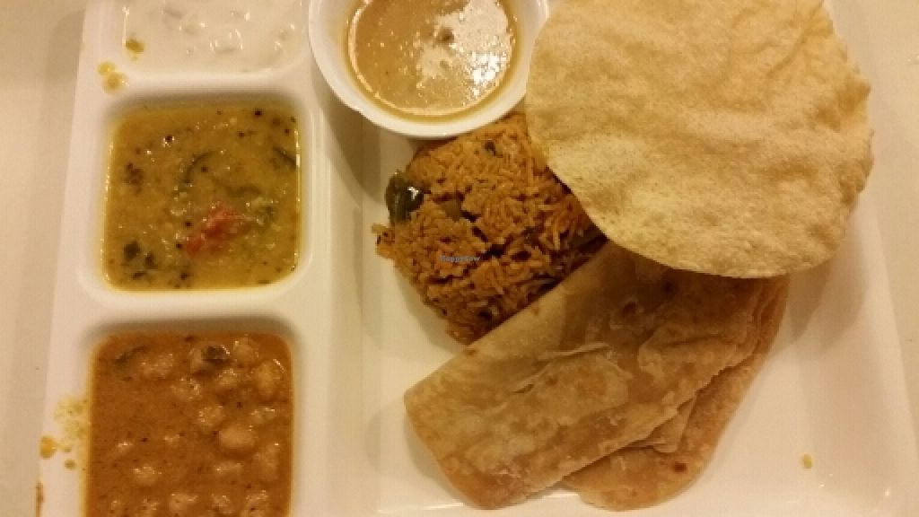 """Photo of Saravana Bhavan - Tanjong Pagar  by <a href=""""/members/profile/JimmySeah"""">JimmySeah</a> <br/>Saravanan special meal <br/> November 28, 2015  - <a href='/contact/abuse/image/46119/126406'>Report</a>"""