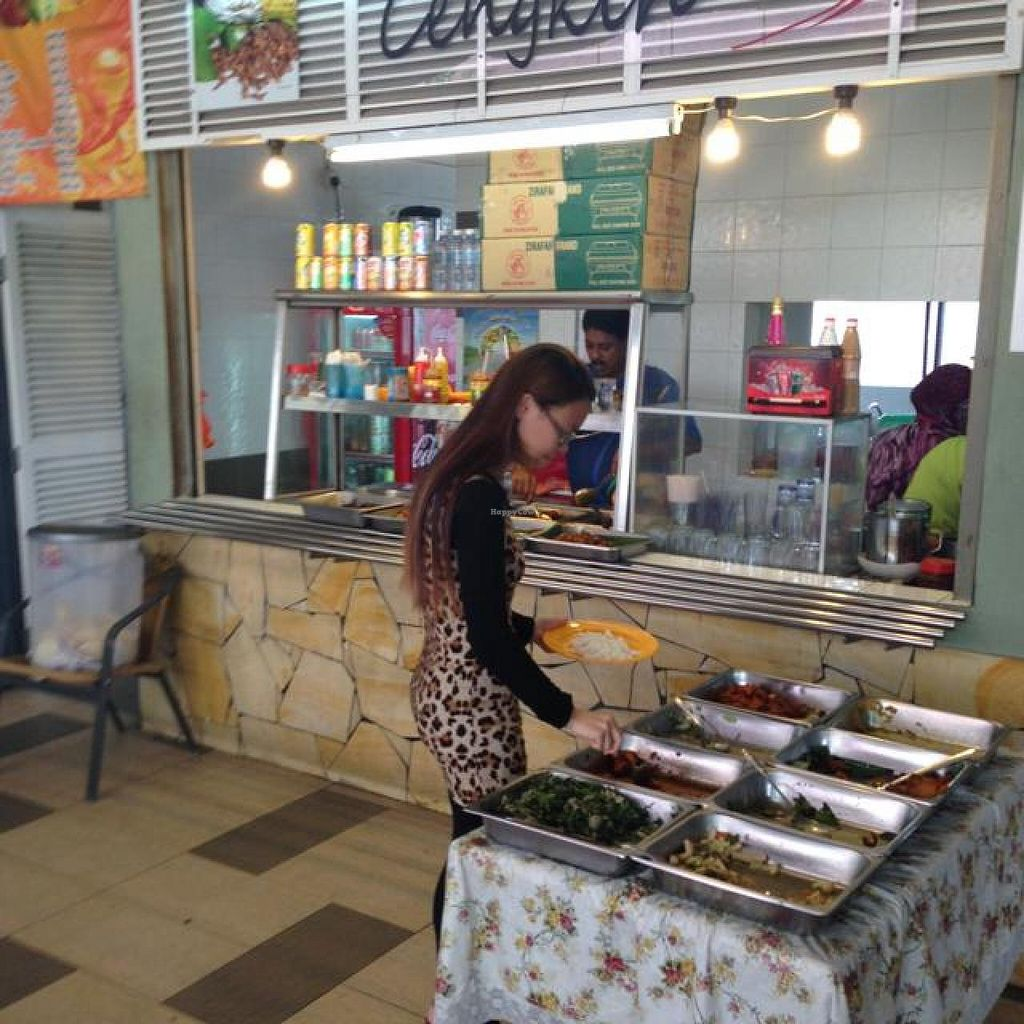 "Photo of Wisma Ali Bawal Foodcourt - Indian Rice Buffet  by <a href=""/members/profile/AndyT"">AndyT</a> <br/>Stall view <br/> May 1, 2014  - <a href='/contact/abuse/image/46120/69046'>Report</a>"