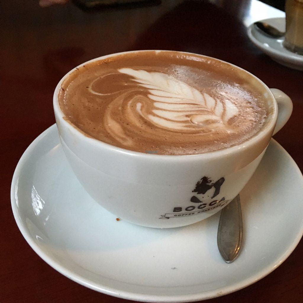 """Photo of Koffie ende Koeck  by <a href=""""/members/profile/RubyL"""">RubyL</a> <br/>chocolate chai latte <br/> December 24, 2016  - <a href='/contact/abuse/image/46128/204557'>Report</a>"""