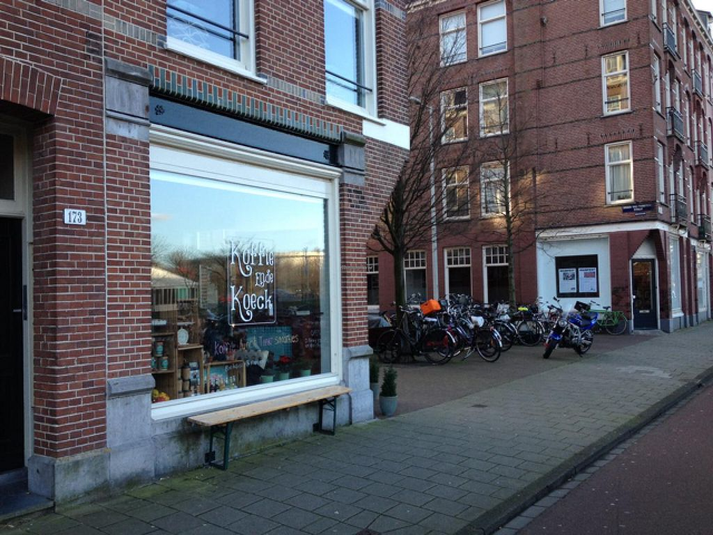 """Photo of Koffie ende Koeck  by <a href=""""/members/profile/hack_man"""">hack_man</a> <br/>outside <br/> January 2, 2015  - <a href='/contact/abuse/image/46128/89321'>Report</a>"""