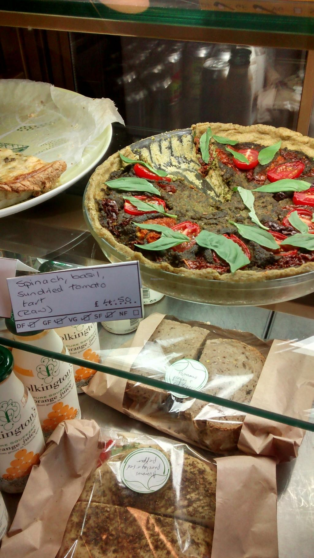 """Photo of CLOSED: Meadowlark No. 39  by <a href=""""/members/profile/craigmc"""">craigmc</a> <br/>A vegan savoury tart <br/> April 17, 2014  - <a href='/contact/abuse/image/46150/67780'>Report</a>"""