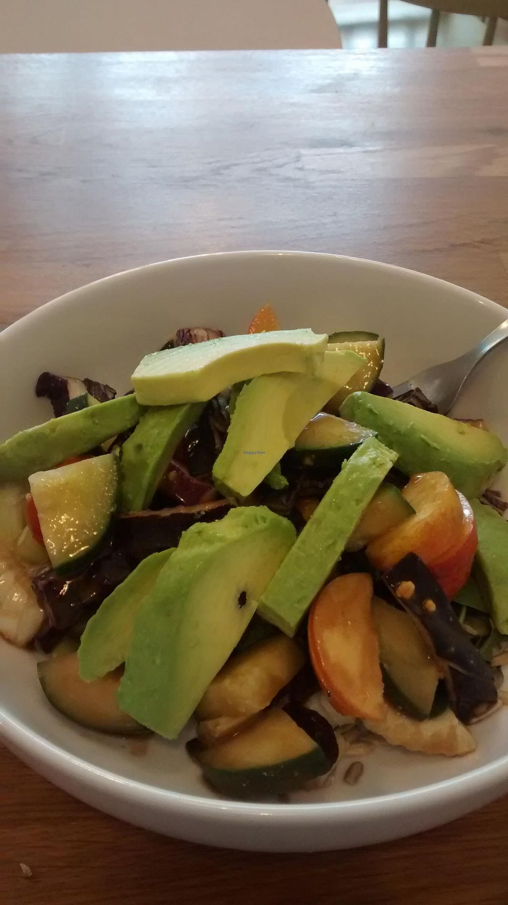 """Photo of CLOSED: Meadowlark No. 39  by <a href=""""/members/profile/craigmc"""">craigmc</a> <br/>Great salad topped with avocado <br/> March 20, 2015  - <a href='/contact/abuse/image/46150/96294'>Report</a>"""