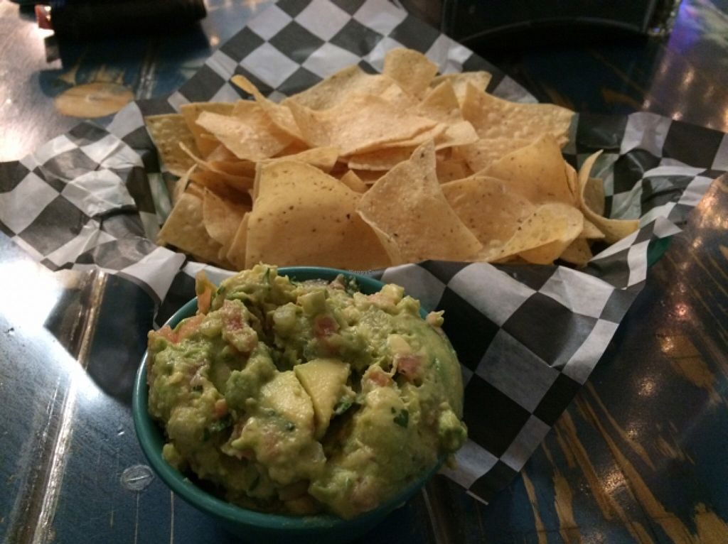 "Photo of Pelon's Baja Grill  by <a href=""/members/profile/Missjez"">Missjez</a> <br/>chips and guacamole <br/> December 19, 2015  - <a href='/contact/abuse/image/46156/129064'>Report</a>"