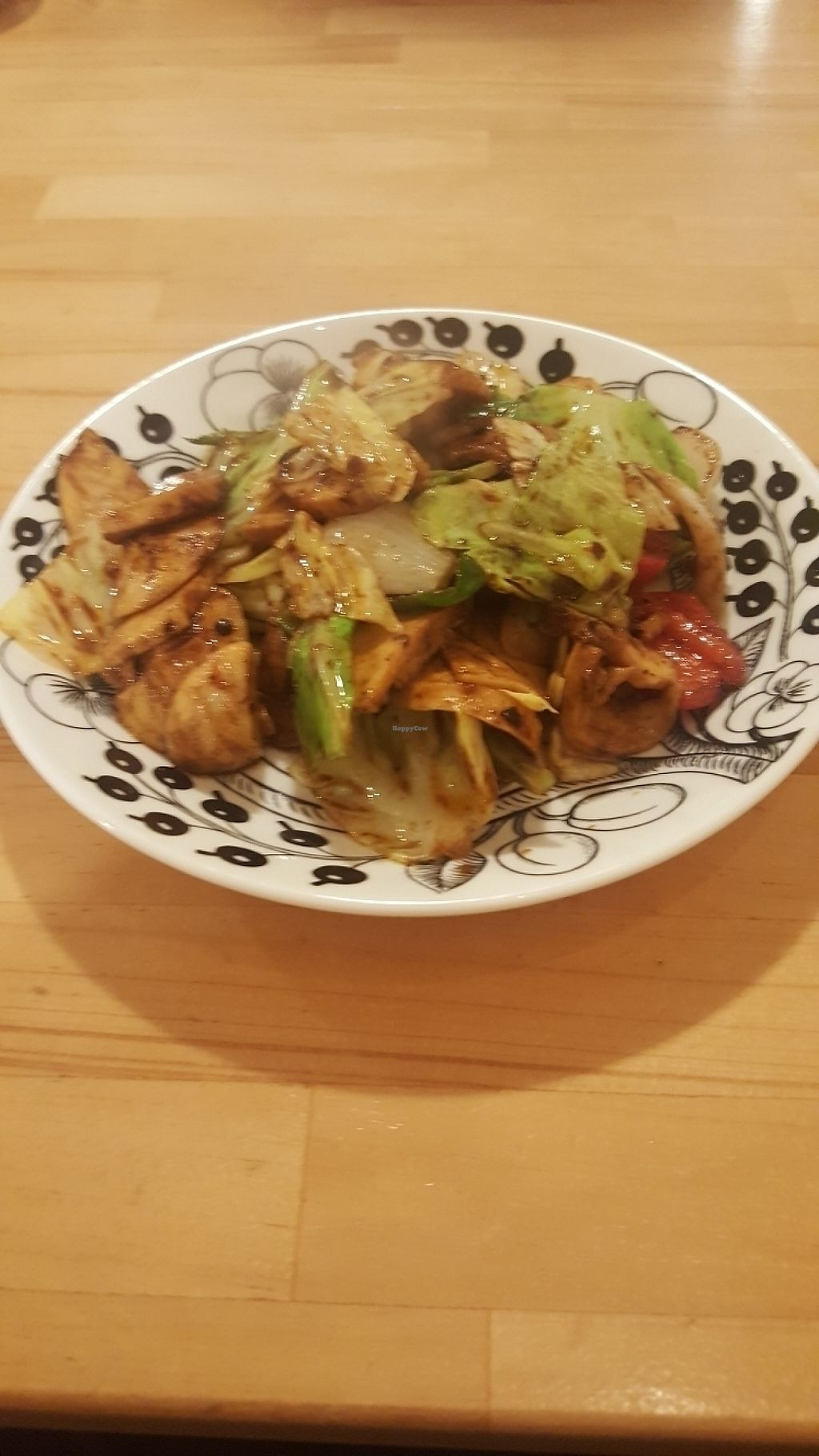 "Photo of Lo Fuo  by <a href=""/members/profile/AustinG"">AustinG</a> <br/>dried tofu and cabbage spicy miso fries <br/> May 25, 2017  - <a href='/contact/abuse/image/46161/262327'>Report</a>"