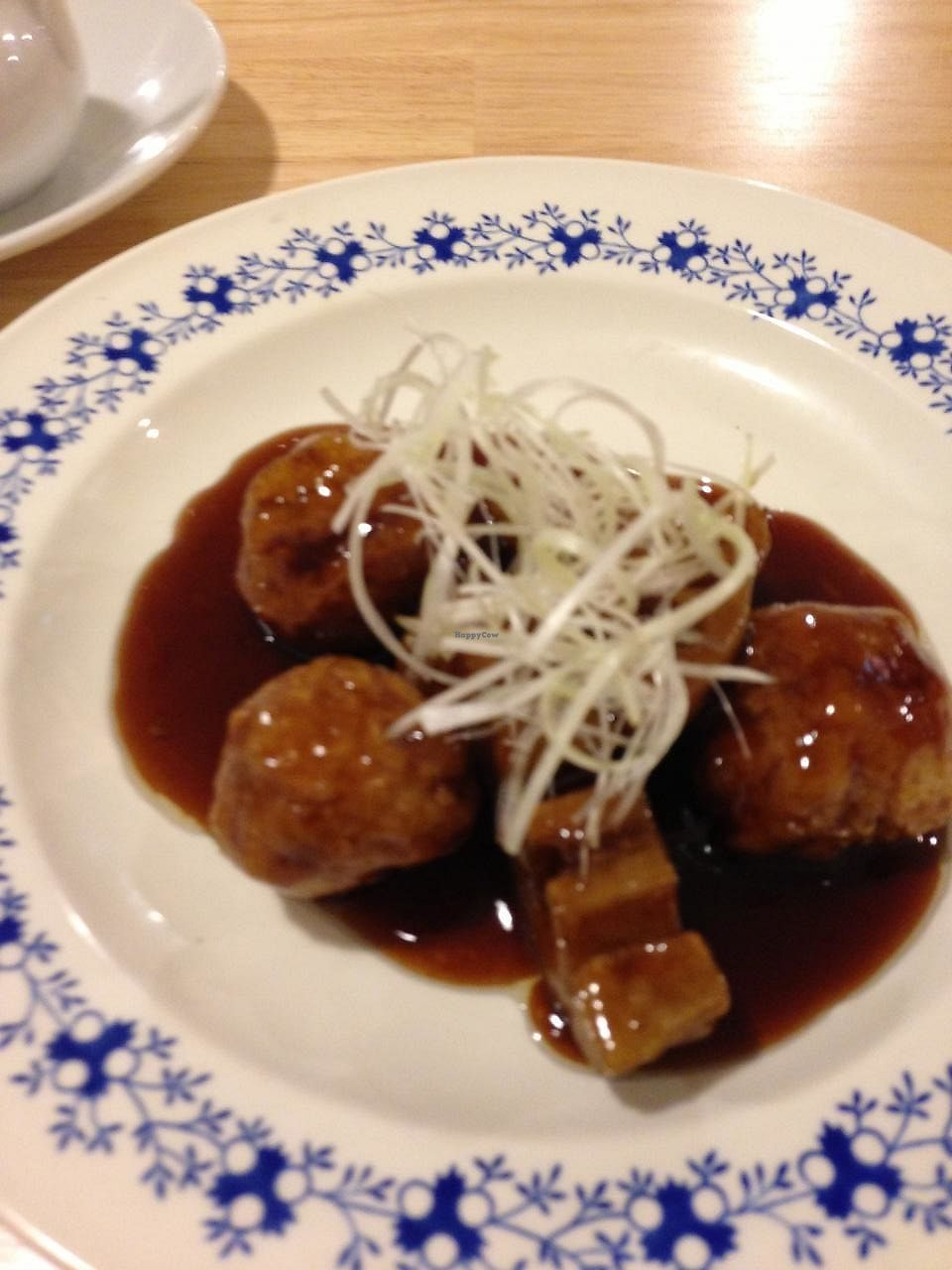 "Photo of Lo Fuo  by <a href=""/members/profile/Vegeiko"">Vegeiko</a> <br/>Soy meat sweet and sour pork <br/> April 7, 2014  - <a href='/contact/abuse/image/46161/284573'>Report</a>"