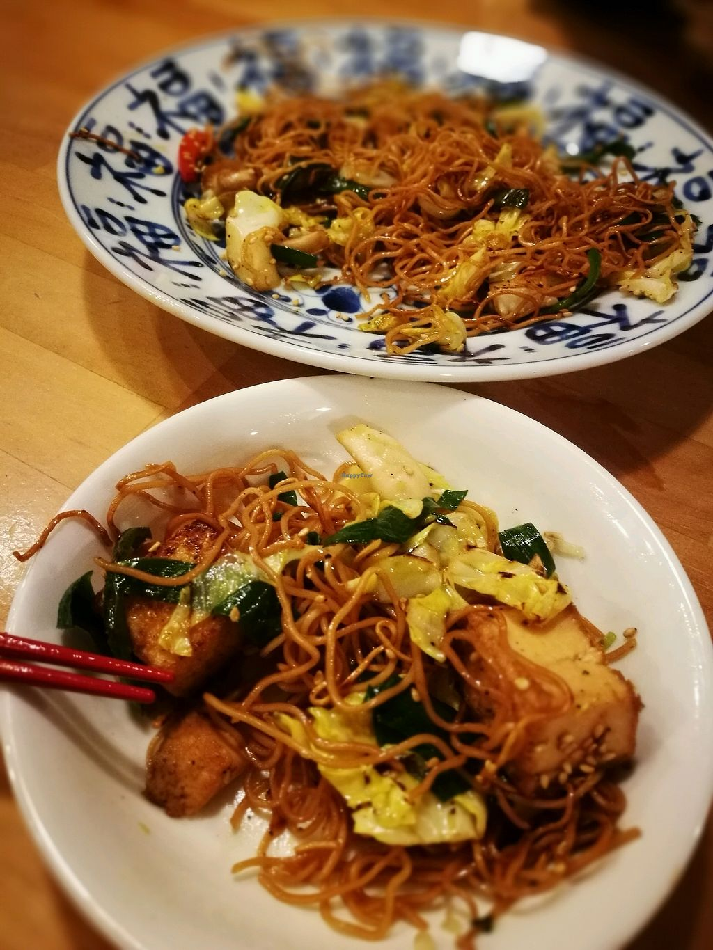 "Photo of Lo Fuo  by <a href=""/members/profile/hairymonkey"">hairymonkey</a> <br/>noodles with tofu (so good) <br/> March 13, 2018  - <a href='/contact/abuse/image/46161/370160'>Report</a>"