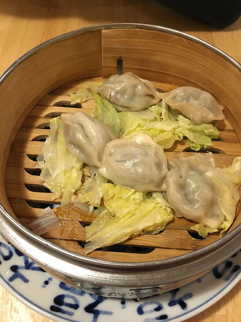 "Photo of Lo Fuo  by <a href=""/members/profile/Siup"">Siup</a> <br/>Steamed vegan dumplings  <br/> April 8, 2018  - <a href='/contact/abuse/image/46161/382301'>Report</a>"