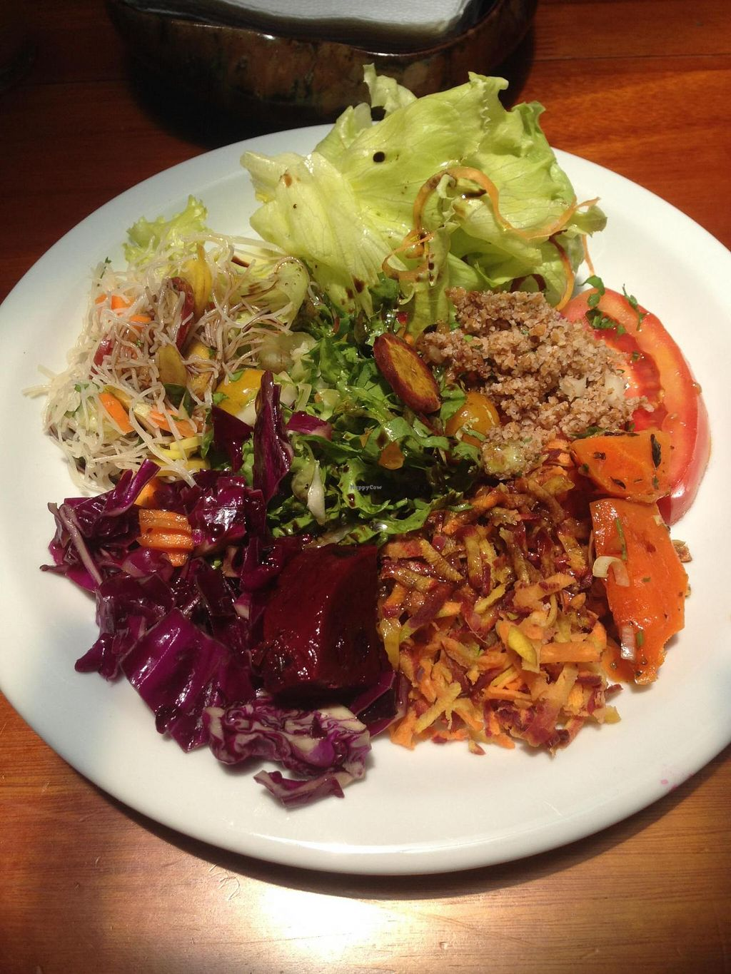 """Photo of Casa Jaya - Nectare  by <a href=""""/members/profile/Paolla"""">Paolla</a> <br/>Some of the options of the salad buffet on Monday <br/> November 17, 2014  - <a href='/contact/abuse/image/46171/85938'>Report</a>"""