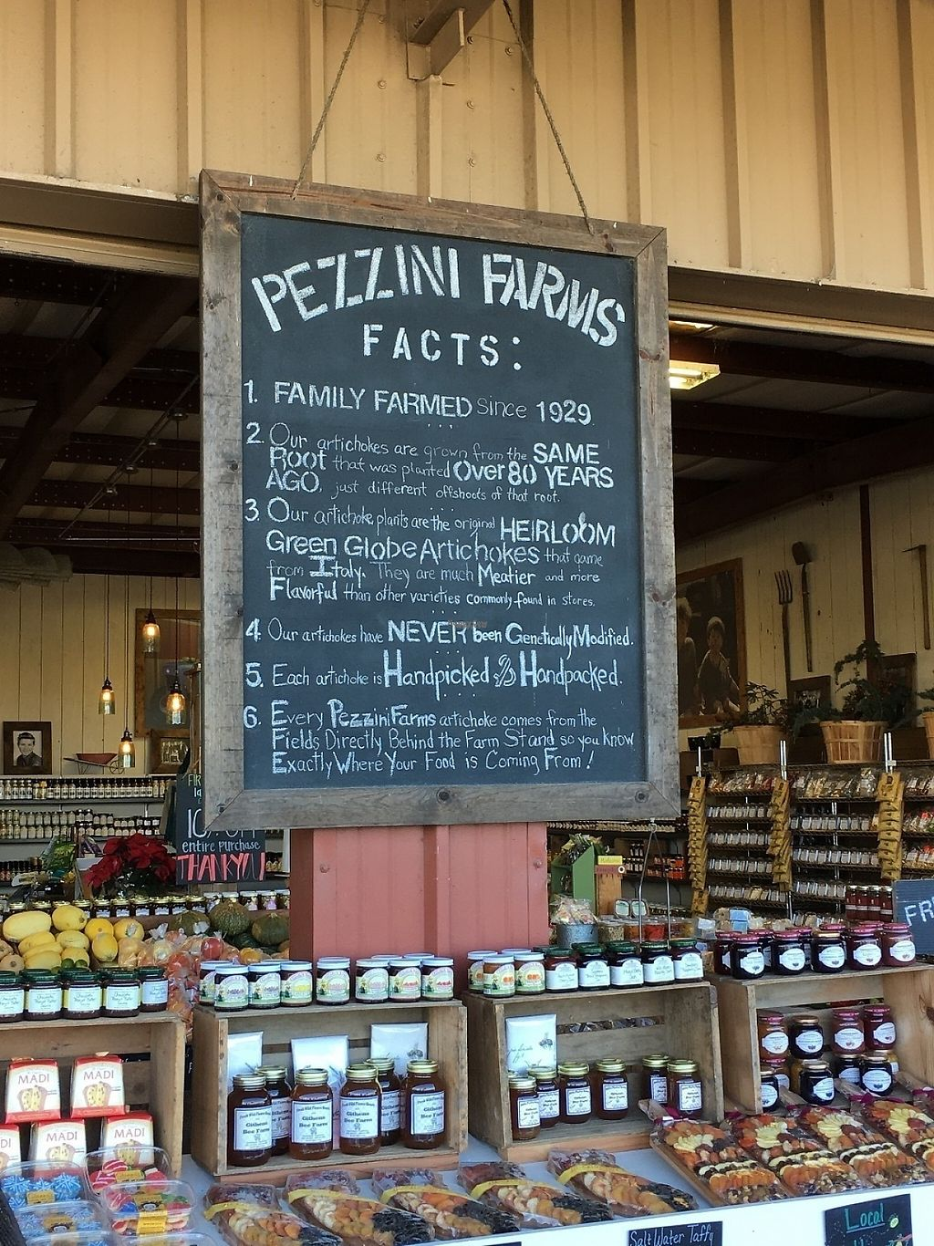 "Photo of Pezzini Farms  by <a href=""/members/profile/KWdaddio"">KWdaddio</a> <br/>Pezzini Farms shop entrance <br/> December 28, 2016  - <a href='/contact/abuse/image/46202/205802'>Report</a>"