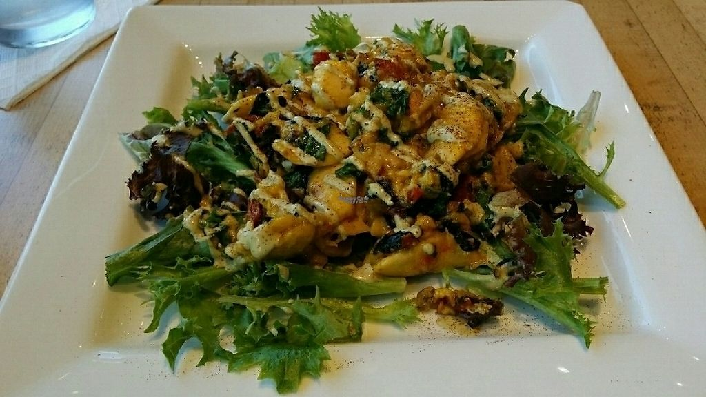 """Photo of The New Vegan  by <a href=""""/members/profile/tracyrocks"""">tracyrocks</a> <br/>raw curry plantains  <br/> December 22, 2016  - <a href='/contact/abuse/image/46238/204127'>Report</a>"""
