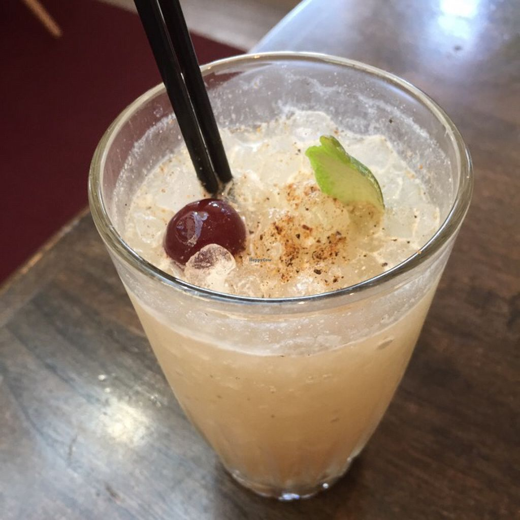 """Photo of Little Goat Diner  by <a href=""""/members/profile/happycowgirl"""">happycowgirl</a> <br/>yummy mixed drinks <br/> September 14, 2015  - <a href='/contact/abuse/image/46262/117764'>Report</a>"""