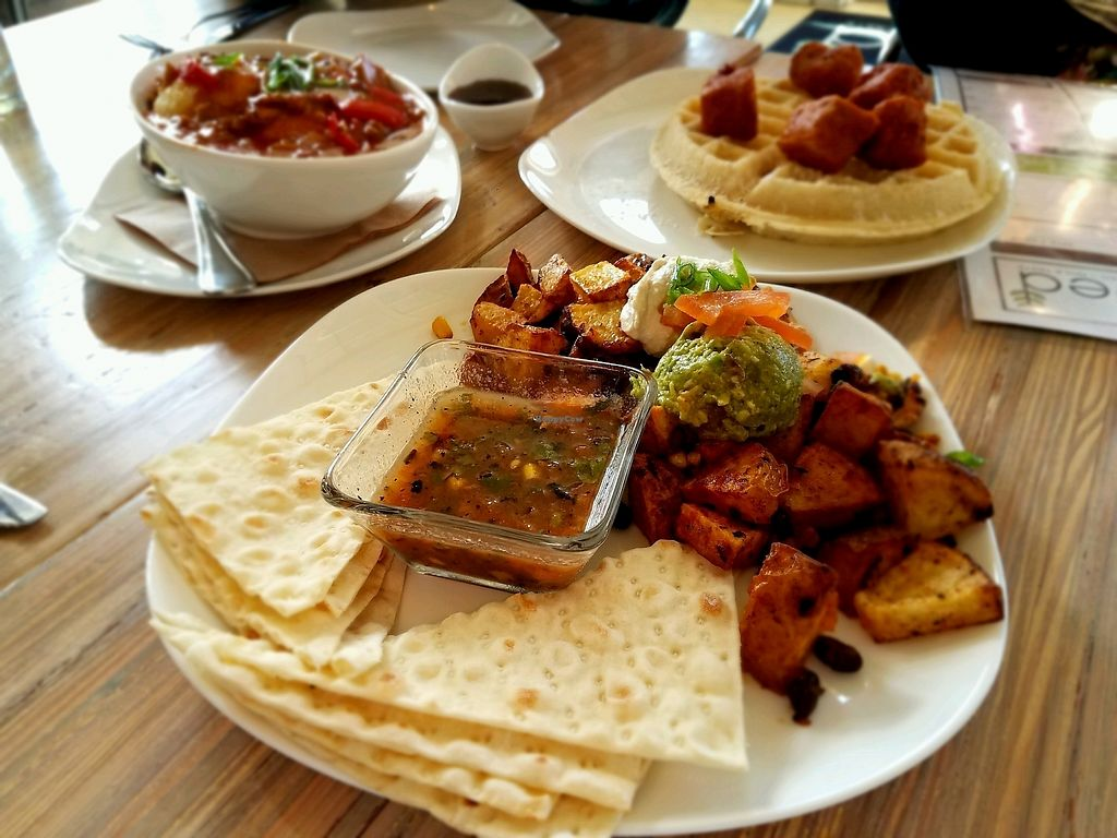 """Photo of Seed  by <a href=""""/members/profile/Silly%20Little%20Vegan"""">Silly Little Vegan</a> <br/>Brunch at Seed <br/> December 15, 2017  - <a href='/contact/abuse/image/46277/335895'>Report</a>"""