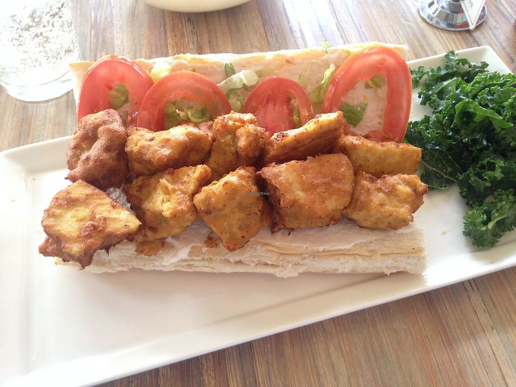 """Photo of Seed  by <a href=""""/members/profile/BreannaWhite"""">BreannaWhite</a> <br/>tofu po boy <br/> March 26, 2018  - <a href='/contact/abuse/image/46277/376575'>Report</a>"""