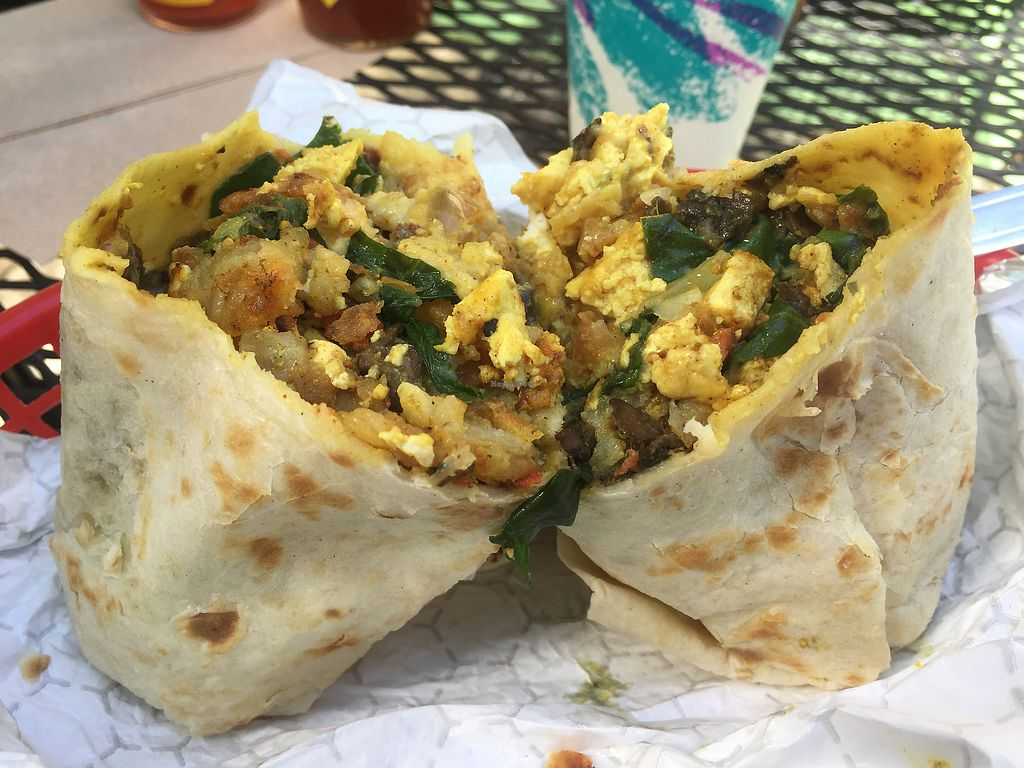 """Photo of Ruby's  by <a href=""""/members/profile/LinnDaugherty"""">LinnDaugherty</a> <br/>Wendy's burrito pretty tasty! <br/> July 6, 2017  - <a href='/contact/abuse/image/46279/277024'>Report</a>"""