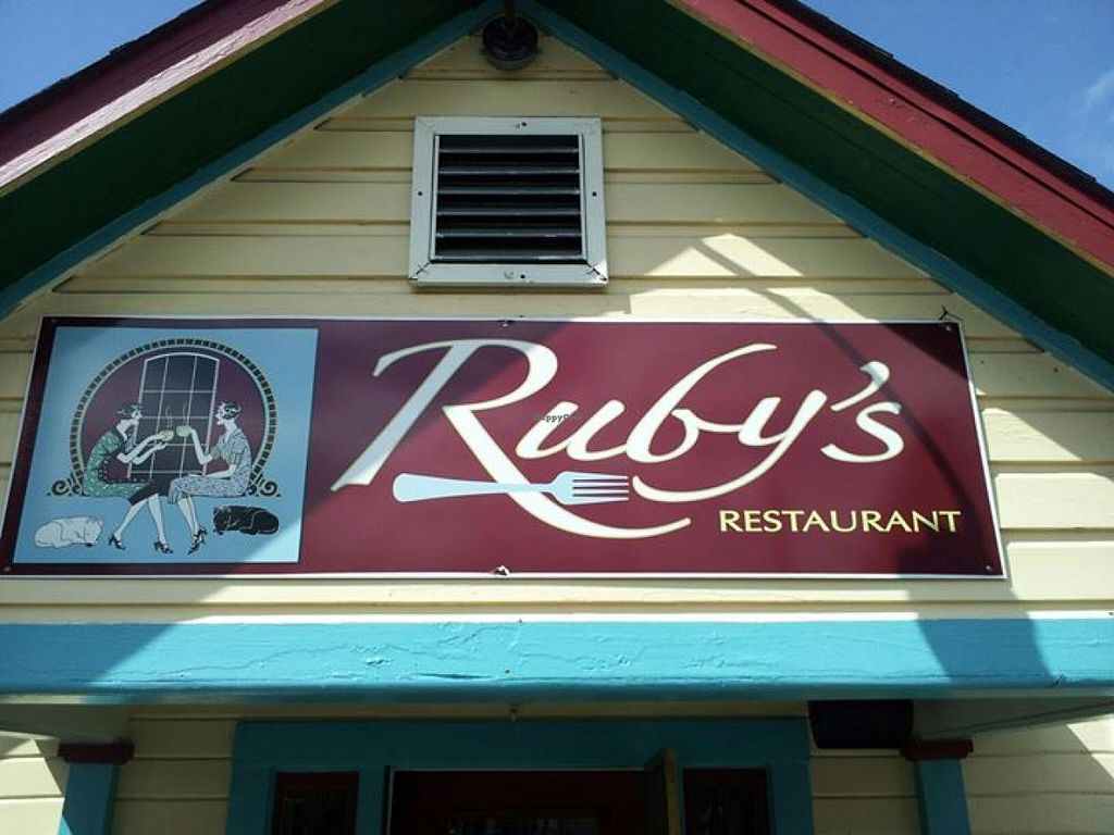 """Photo of Ruby's  by <a href=""""/members/profile/community"""">community</a> <br/>Ruby's <br/> April 4, 2014  - <a href='/contact/abuse/image/46279/67029'>Report</a>"""