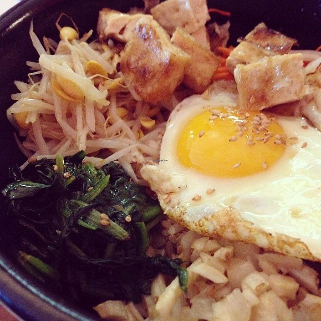 "Photo of Yolk Asian Kitchen  by <a href=""/members/profile/cuprado"">cuprado</a> <br/>Bi bim bob <br/> May 2, 2014  - <a href='/contact/abuse/image/46289/69176'>Report</a>"