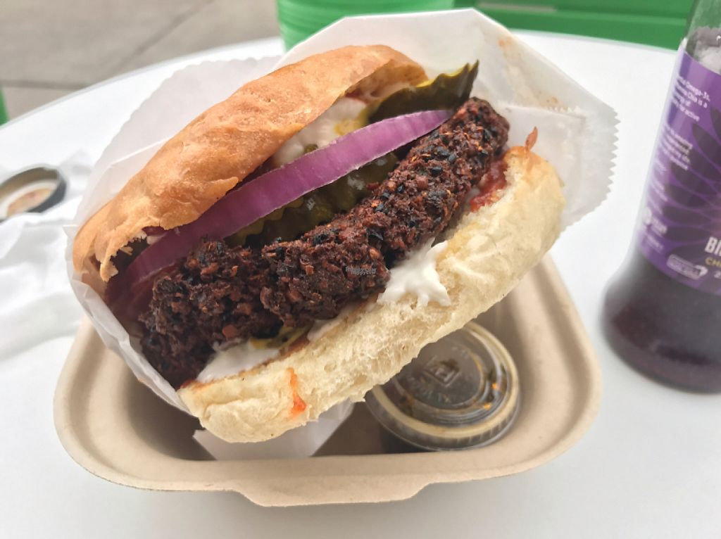 """Photo of Fala Bar  by <a href=""""/members/profile/endofcity"""">endofcity</a> <br/>Sir Kensington Burger <br/> February 27, 2017  - <a href='/contact/abuse/image/46290/231088'>Report</a>"""