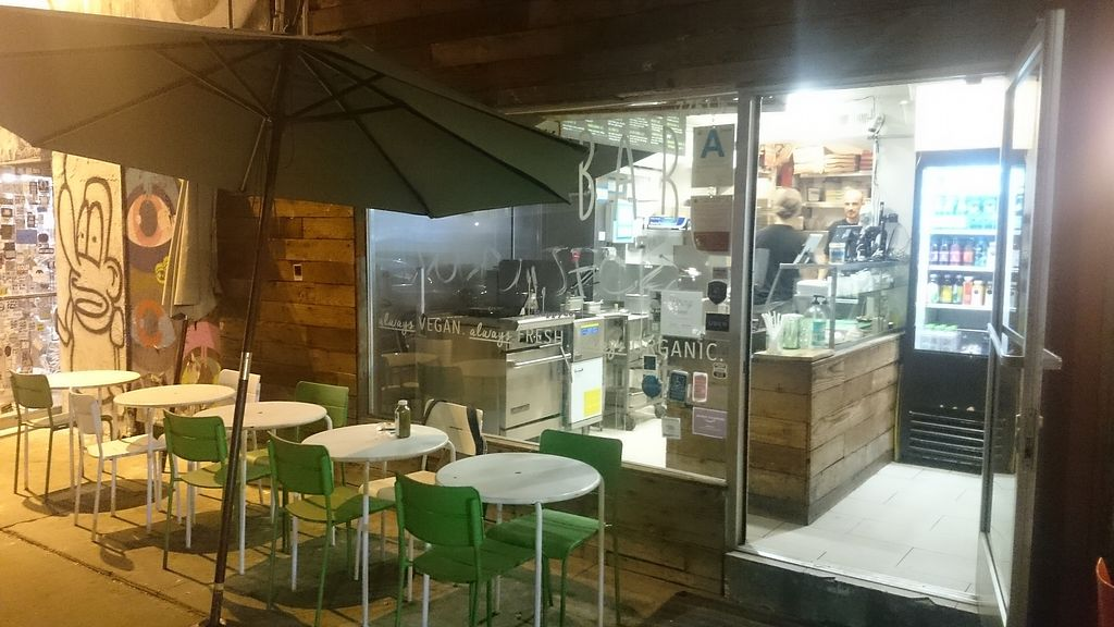 """Photo of Fala Bar  by <a href=""""/members/profile/chb-pbfp"""">chb-pbfp</a> <br/>Outside <br/> October 30, 2017  - <a href='/contact/abuse/image/46290/320247'>Report</a>"""