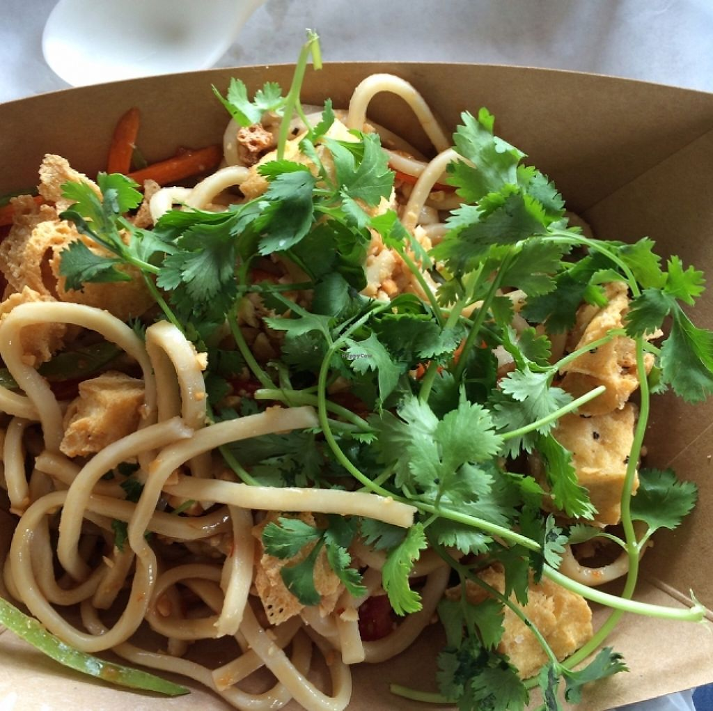 "Photo of Parts and Labor  by <a href=""/members/profile/Katie%20Le"">Katie Le</a> <br/>udon sesame salad <br/> August 29, 2015  - <a href='/contact/abuse/image/46300/214498'>Report</a>"