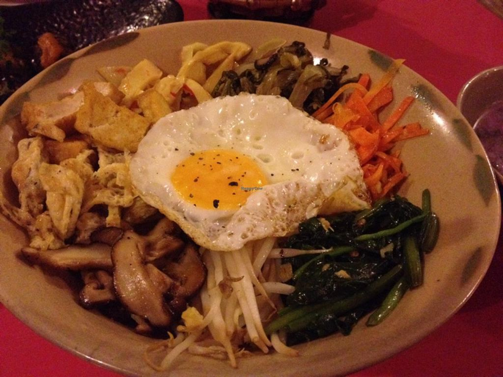 """Photo of Prem Bistro and Cafe  by <a href=""""/members/profile/Kimxula"""">Kimxula</a> <br/>mixed fried rice <br/> February 15, 2015  - <a href='/contact/abuse/image/46313/93067'>Report</a>"""